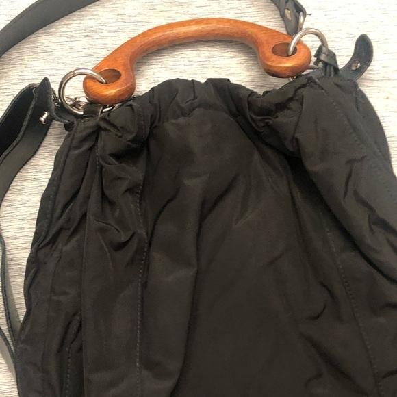 RUDSAK black nylon bag